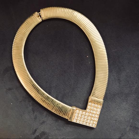 Vintage 80s necklace